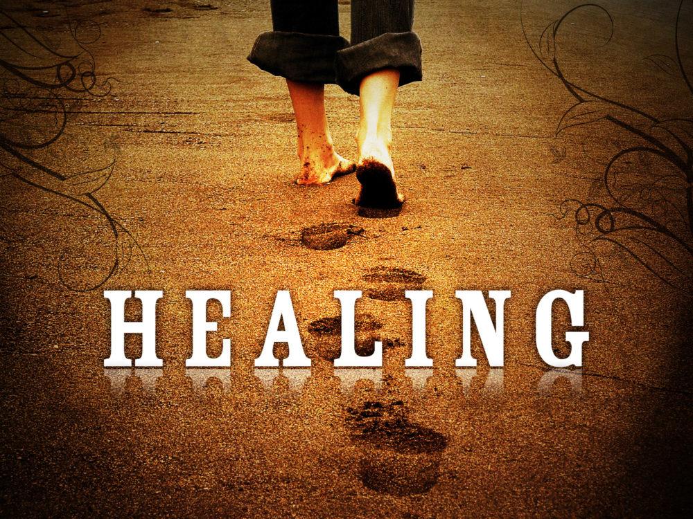April Healing Service